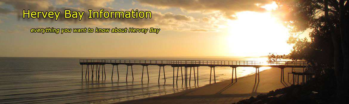 Hervey Bay Information Logo